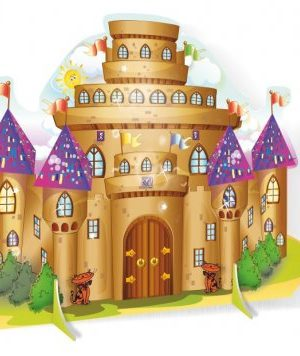 "Декорация ""Замок принца"""