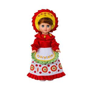 кукла алла дымковская барышня