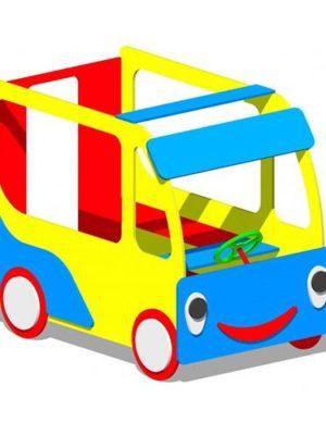 Машинка-автобус