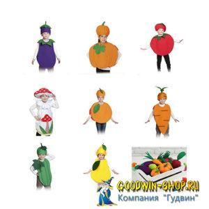 комплект тематических костюмов фгос