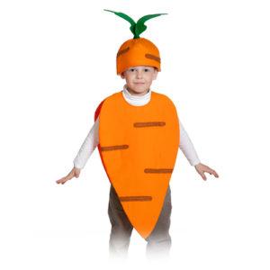 костюм морковка