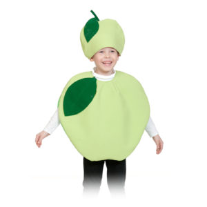 костюм яблоко