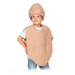 костюм картофель