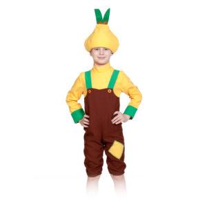 костюм лук чипполино