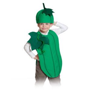 костюм огурец