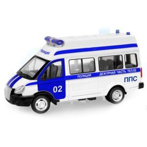 Инерционная машина «Полиция»
