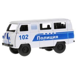 """Инерционная машина """"Полиция"""""""