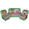 «Сказка люкс» комплект мягкой игровой мебели 5010