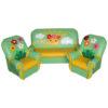 «Сказка люкс» комплект мягкой игровой мебели 4981