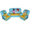 «Сказка люкс» комплект мягкой игровой мебели 5016