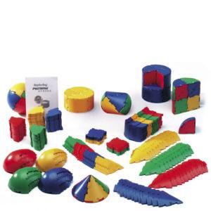 Набор по основам математики, конструирования и моделирования Полидрон Сфера