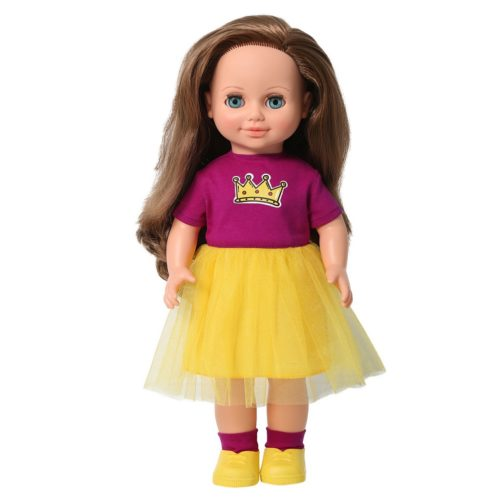 Кукла Анна яркий стиль 3 (озвученная)
